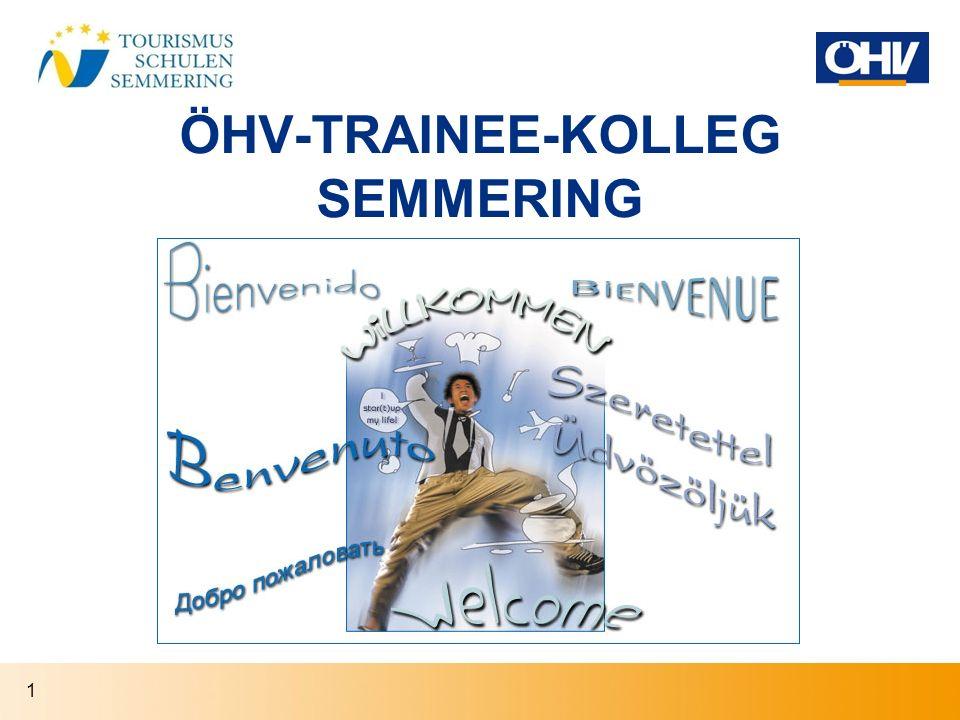 ÖHV-TRAINEE-KOLLEG SEMMERING 1