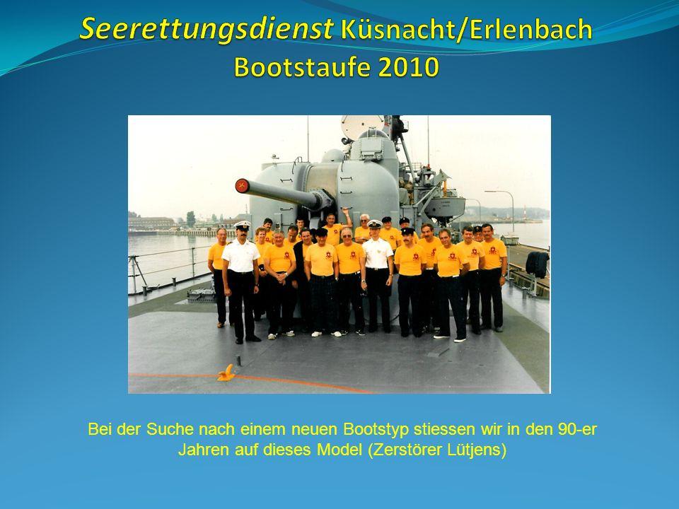 NEPTA das neue Arbeitsboot des Seerettungsdienstes