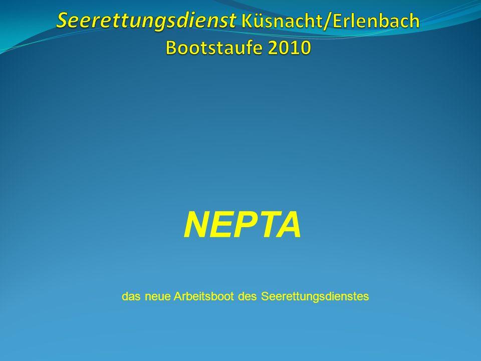 NEPTA als Modell – eine Idee ist geboren