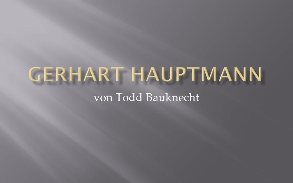 von Todd Bauknecht
