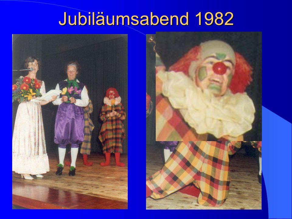 Vorstand 1985