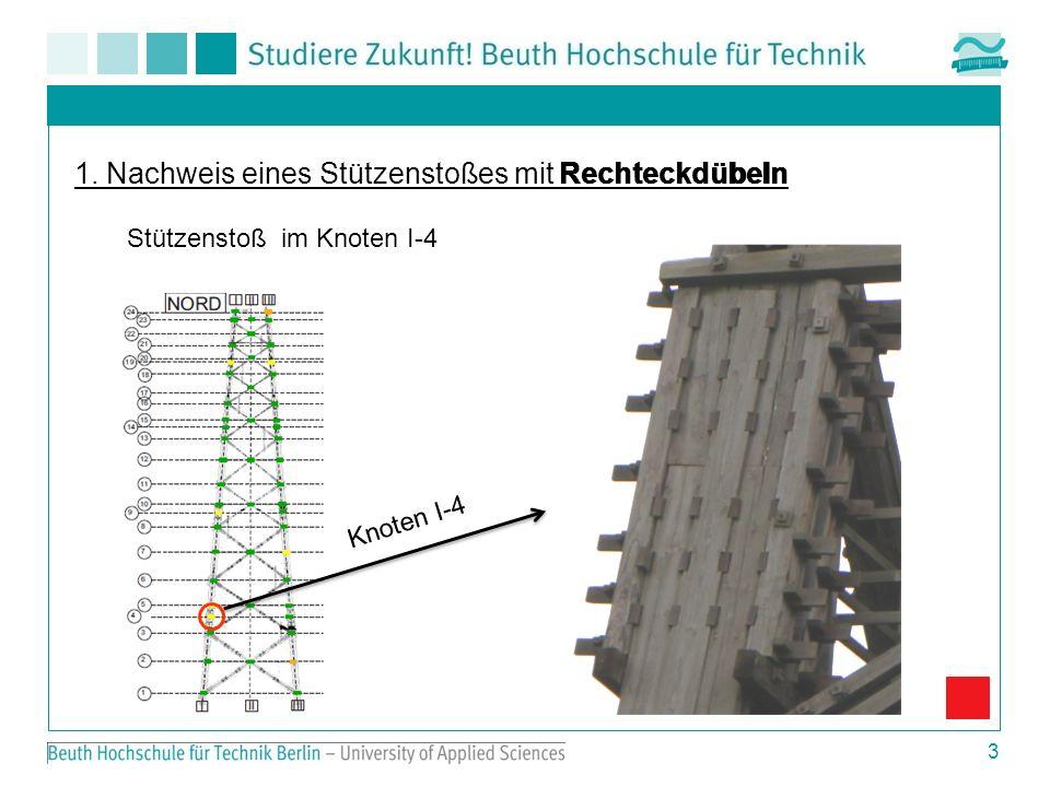 Einordnung der Hölzer in neue Bezeichnungen nach rechts stehender Tabelle Vorhanden: Güteklasse I und II d.h.