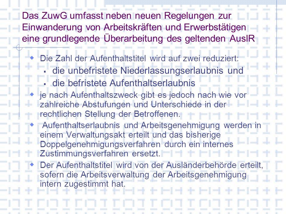 Im Bereich des humanitären Aufenthaltes kommt der Gesetzentwurf der Forderung vieler Flüchtlingsinitiativen, der freien Wohlfahrtsverbände, der Kirchen sowie der Länder Schleswig- Holstein, Sachsen-Anhalt und des Saarlandes nach einer Härtefallregelung nach.