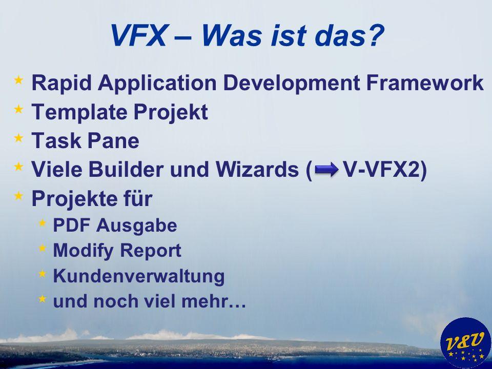 VFX – Was ist das.