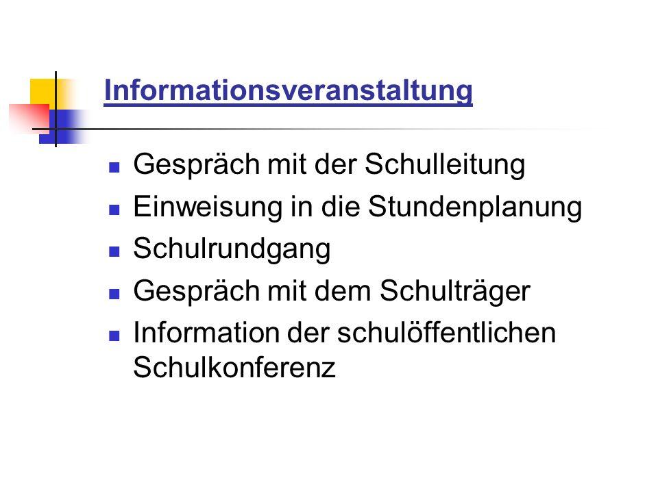7.Der Ablauf der Qualitätsanalyse 1.Erstkontakt: Anschreiben mit Informationen durch die Qualitätsagentur drei Monate vor dem Besuch 2.Informationsver