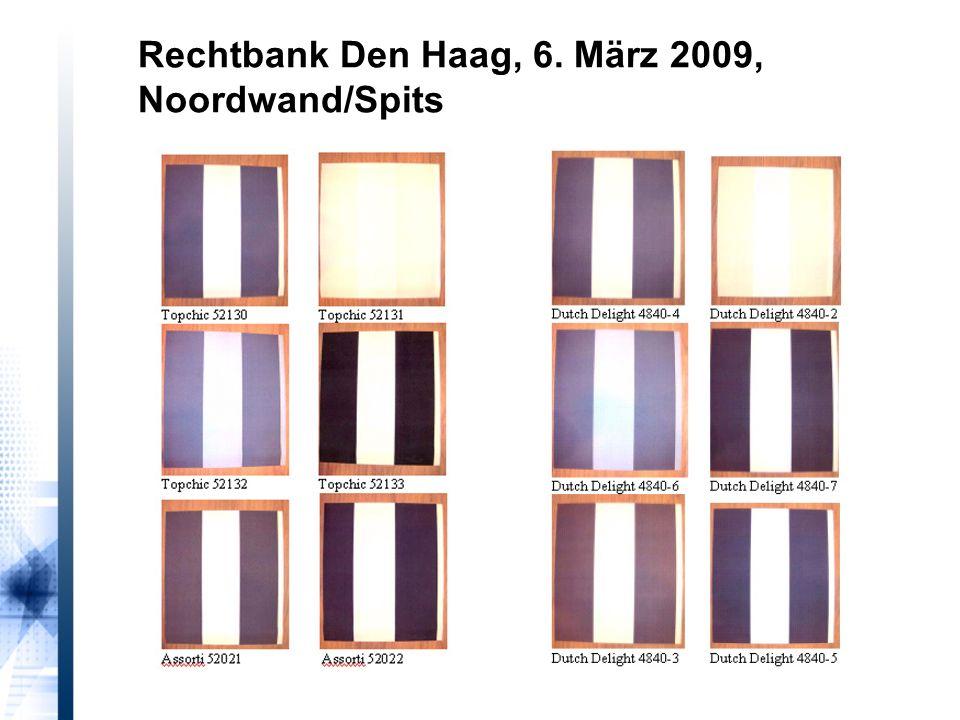 Rechtbank Den Haag, 6. März 2009, Noordwand/Spits