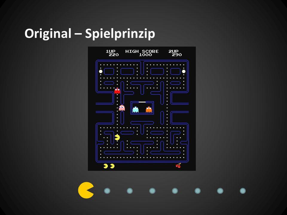 Neuinterpretation – Features Übernommene Spielelemente Spielprinzip Comichafte Darstellung Neue Spielelemente 3D-Darstellung Verschiedene Perspektiven Labyrinthe mit mehreren Etagen Multiplayer-Modus