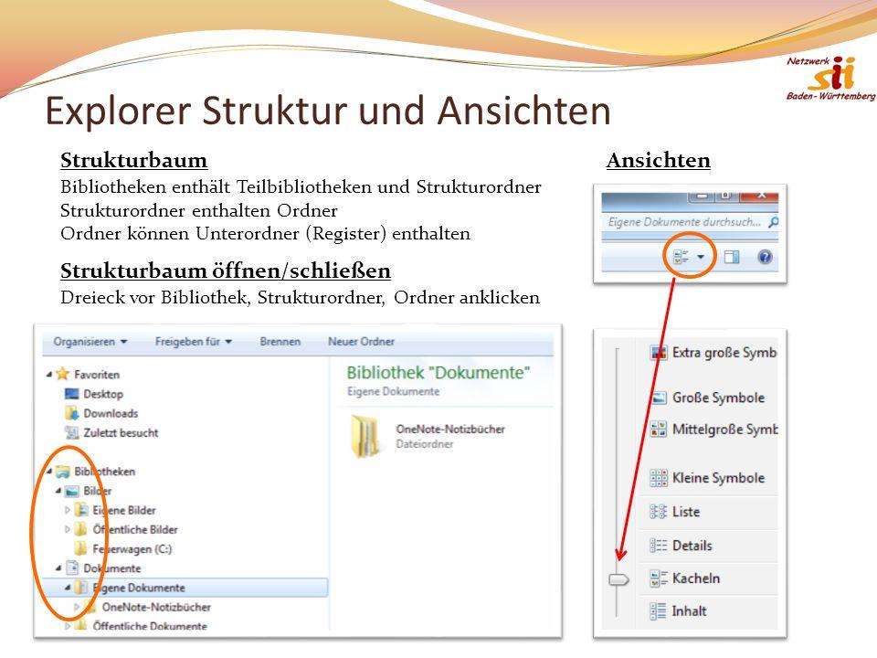 Archiv sichern Windows Bordmittel nutzen externen Datenträger anschließen (2.