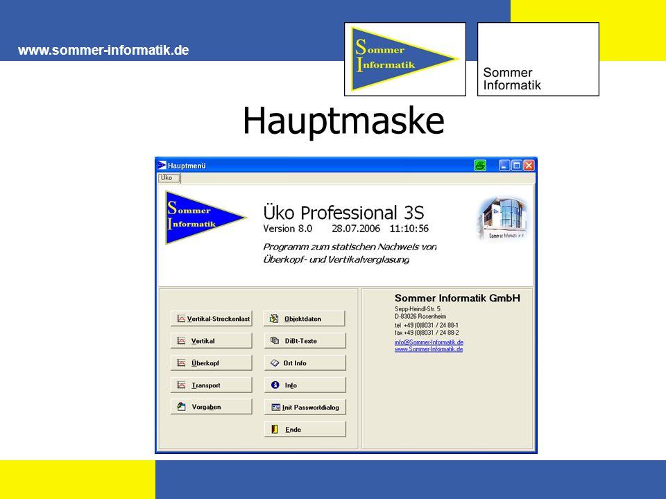 Hauptmaske www.sommer-informatik.de