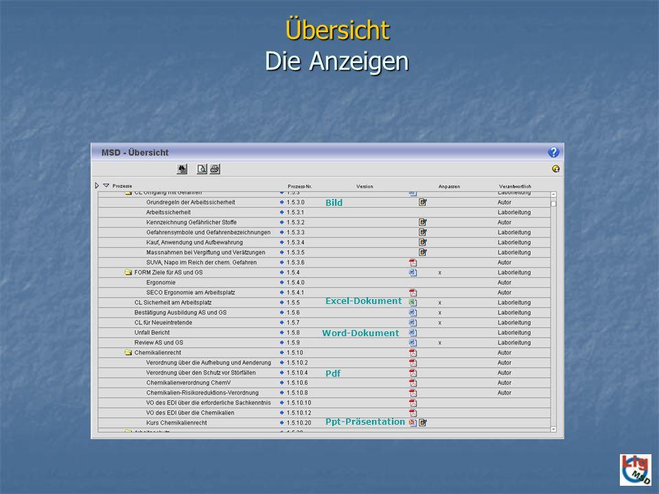 Übersicht Die Anzeigen Bild Ppt-Präsentation Excel-Dokument Word-Dokument Pdf