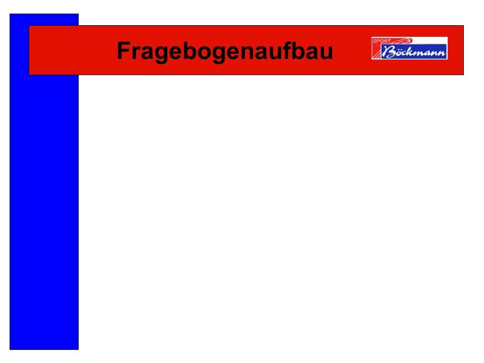 Auswertung Kennen Sie die Sport Böckmann GmbH?