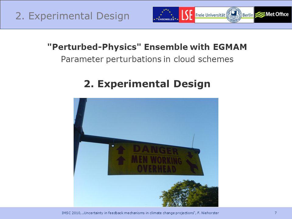 7 2. Experimental Design