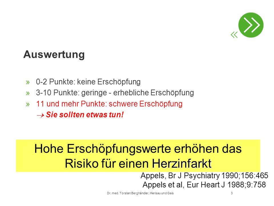 Zur Nachhaltigkeit der Zitrone Dr. med. Torsten Berghändler, Herisau und Gais34