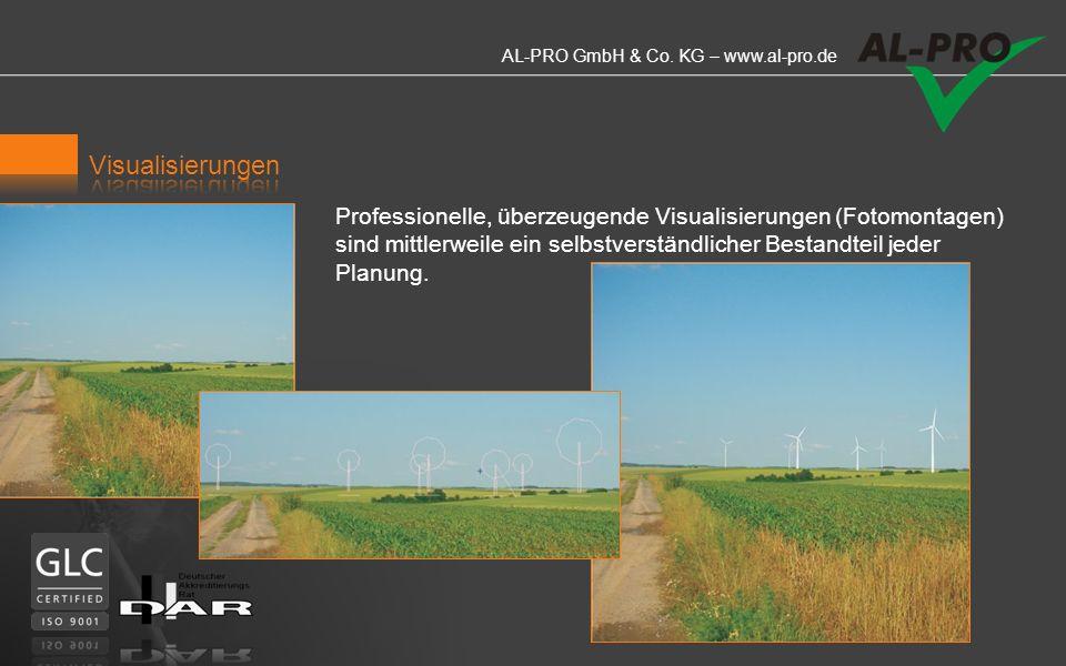 AL-PRO GmbH & Co. KG – www.al-pro.de Unsere Immissionsprognosen dienen der … Ermittlung und Vermeidung von möglichen Immissionen Wahrung der Anwohneri