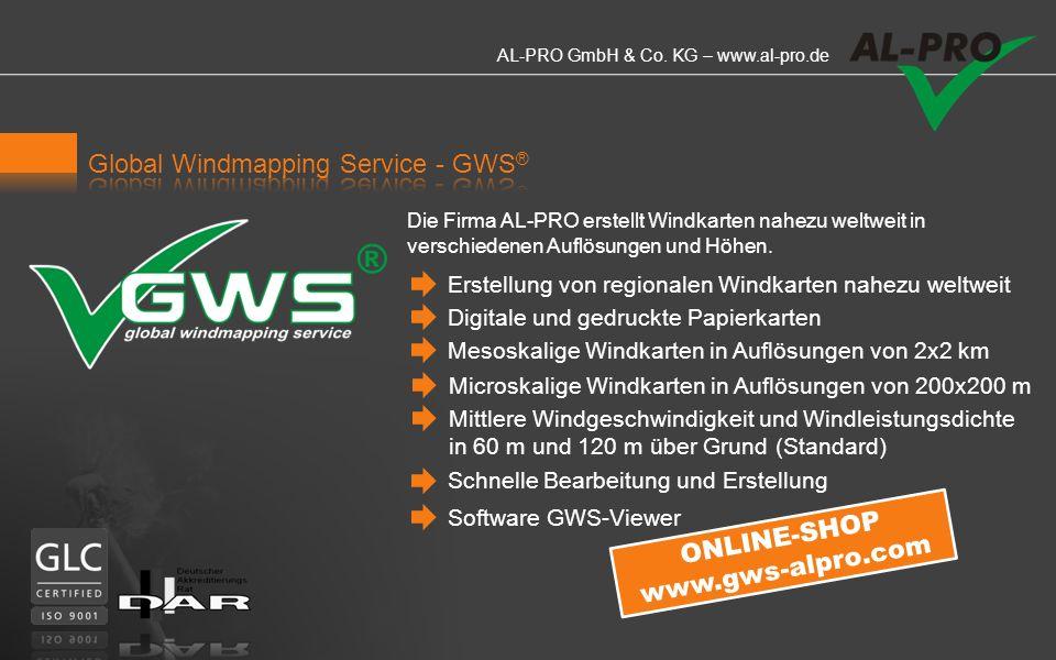 AL-PRO GmbH & Co. KG – www.al-pro.de Mit unseren Sichtbeziehungsstudien bieten wir Ihnen die Möglichkeit, für ein vorgegebenes Areal die Bereiche zu e