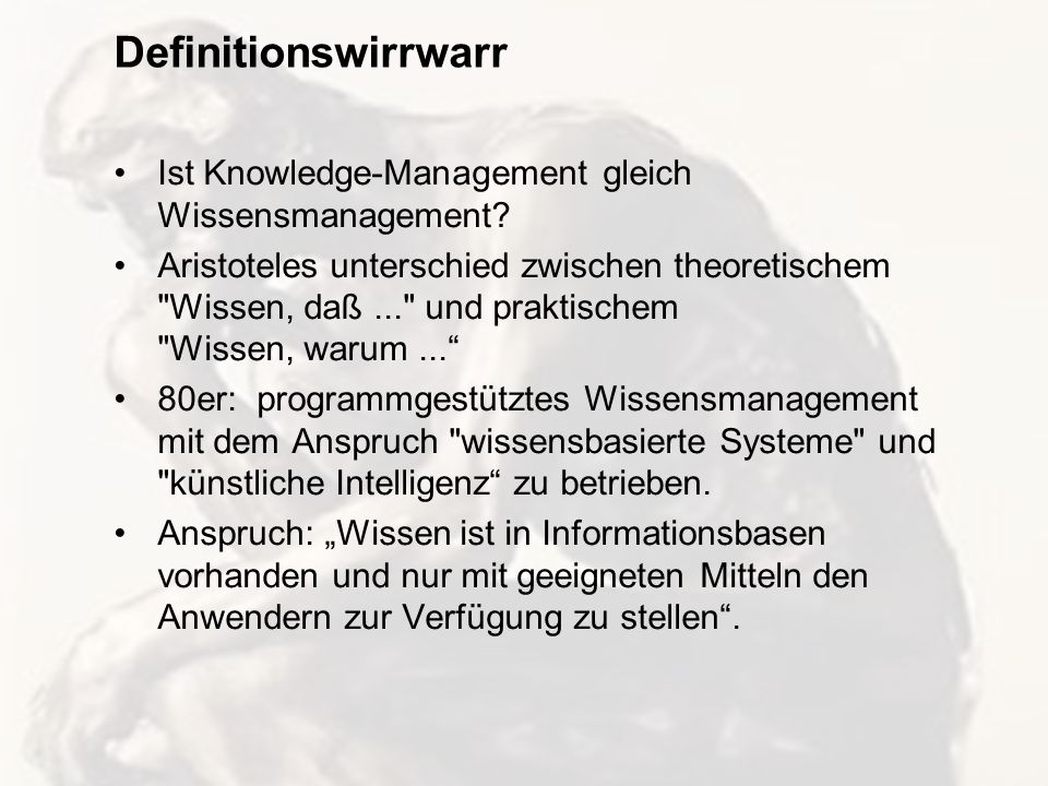 18 Intranet als Knowledge Space Dr.