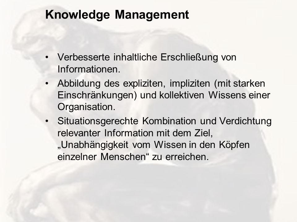 19 Intranet als Knowledge Space Dr.