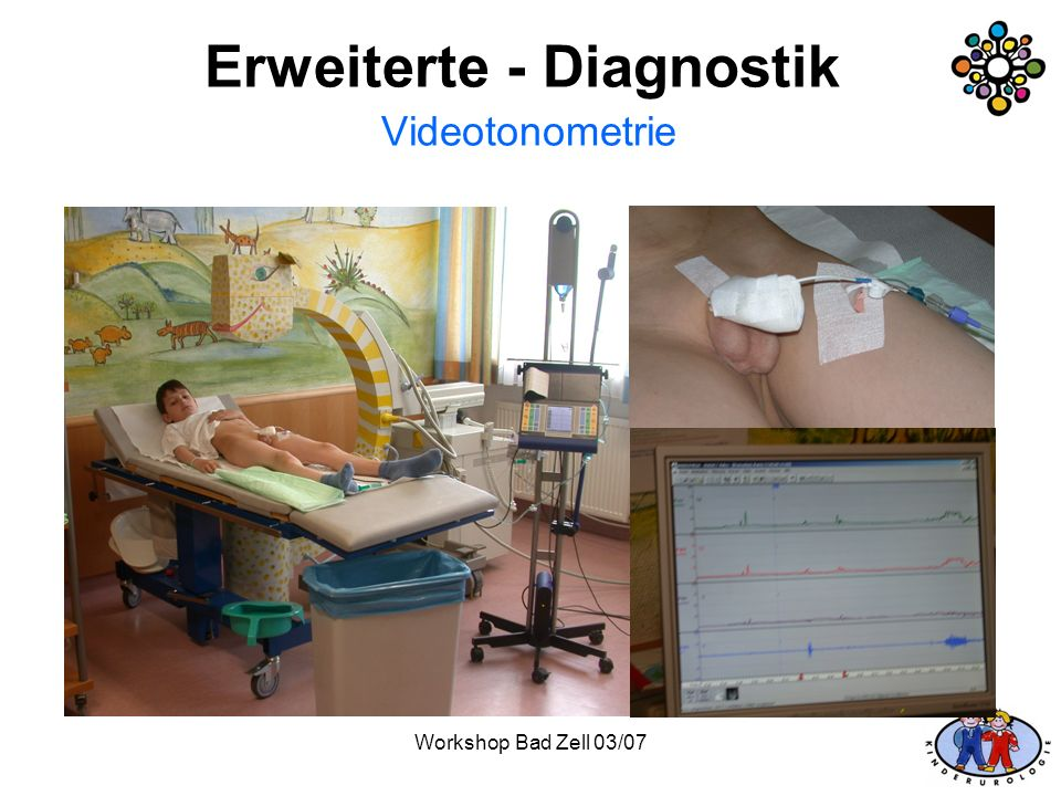 Workshop Bad Zell 03/07 Erweiterte - Diagnostik Videotonometrie
