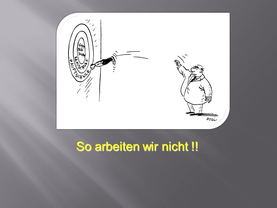 1.Übergangsverfahren Grundschule – Sekundarstufe I 2.