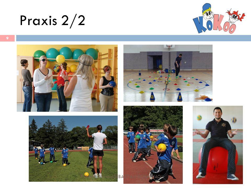 Praxis 2/2 9 Präsentation von SEBASTIAN SCHARNAGL