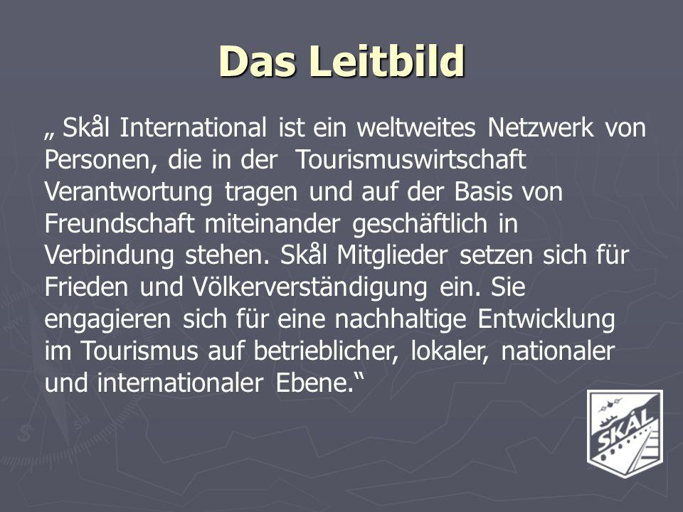 Skål International ist ein weltweites Netzwerk von Personen, die in der Tourismuswirtschaft Verantwortung tragen und auf der Basis von Freundschaft mi
