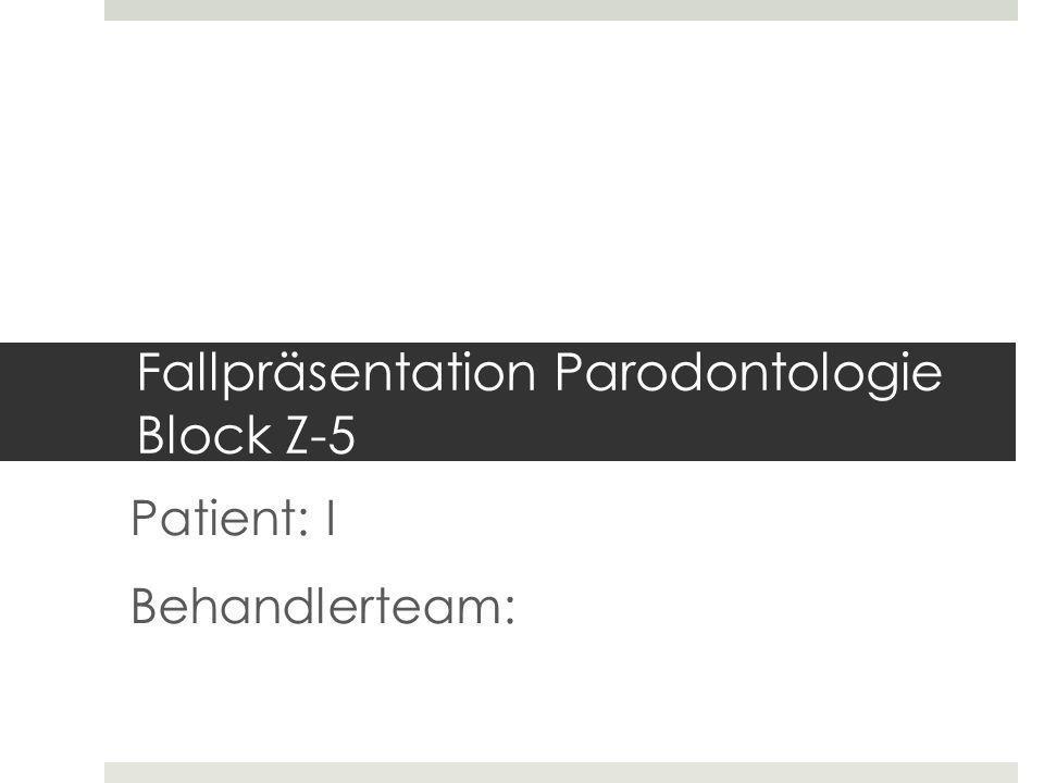 Name: Pat. LK, weibl. Alter: 38 Jahre Beruf: zur Zeit der Aufnahme arbeitslos Patient