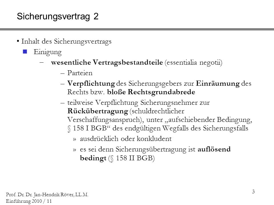 64 Prof.Dr. Dr. Jan-Hendrik Röver, LL.M.