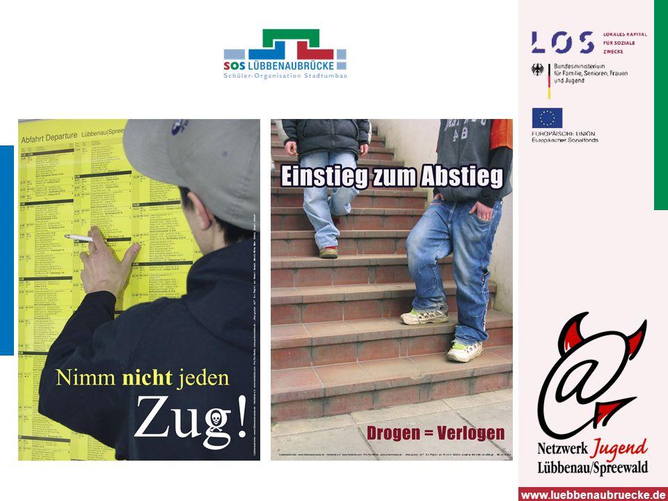 www.luebbenaubruecke.de Resümee: Das Konzept ist aufgegangen Danke für die finanzielle Unterstützung.