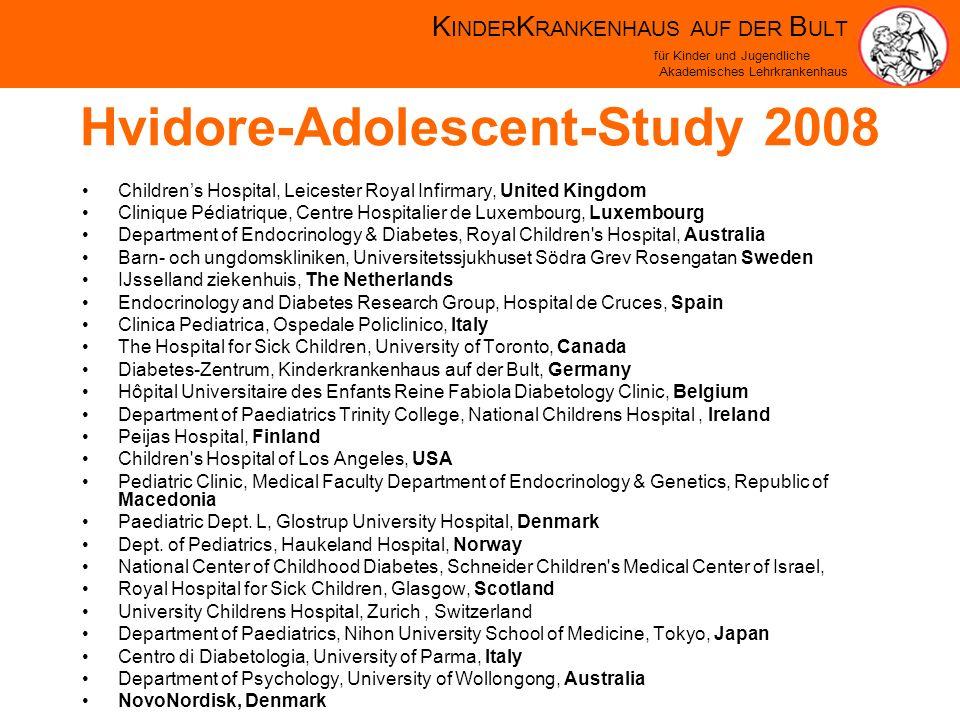 K INDER K RANKENHAUS AUF DER B ULT für Kinder und Jugendliche Akademisches Lehrkrankenhaus Can my child die during a hypoglycaemia .
