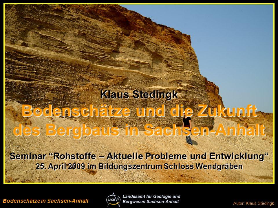 Rohstoffschlange LSA 1988 und 2007 Energie Rohstoffbericht Sachsen-Anhalt 2008