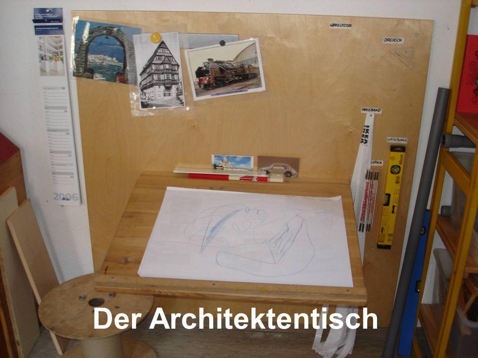 Der Architektentisch