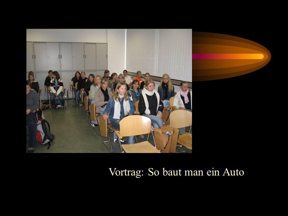 Vortrag: So baut man ein Auto