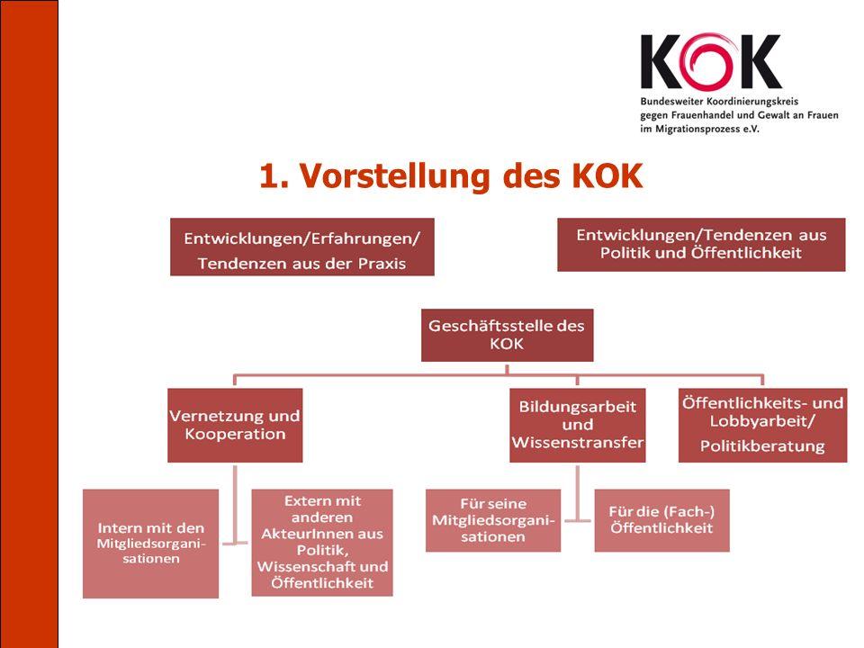 1. Vorstellung des KOK