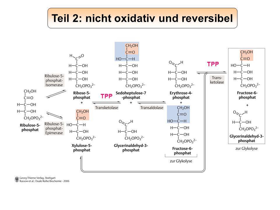 Teil 2: nicht oxidativ und reversibel TPP