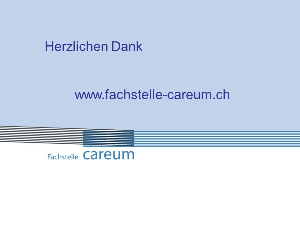 Herzlichen Dank www.fachstelle-careum.ch