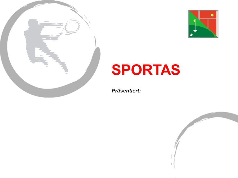 SPORTAS Präsentiert :