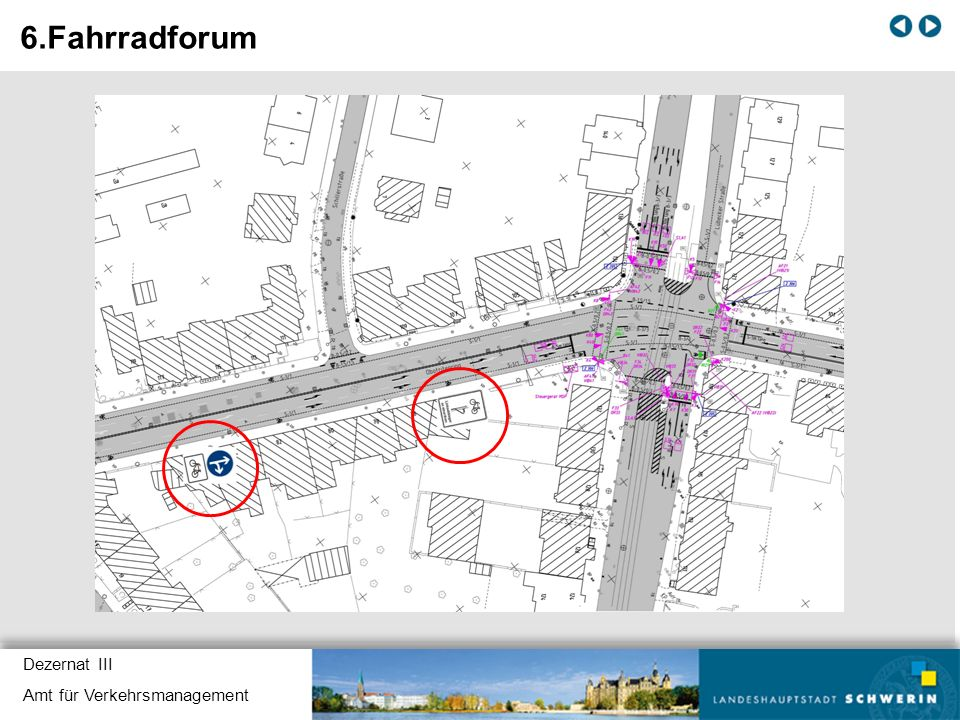 Dezernat III Amt für Verkehrsmanagement 6.Fahrradforum