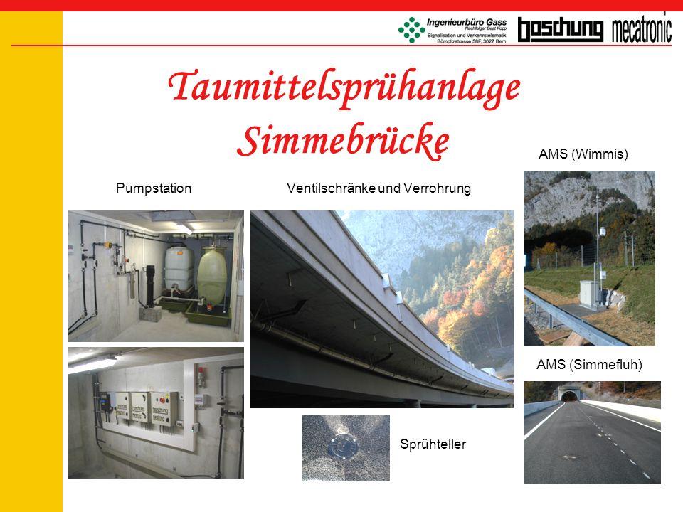 Software Borrma 24h Rückblick Anzeige Sprühprogramme