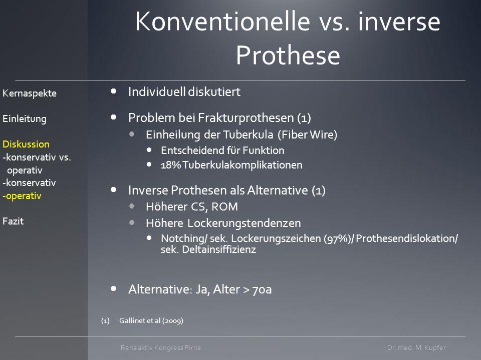 Konventionelle vs.