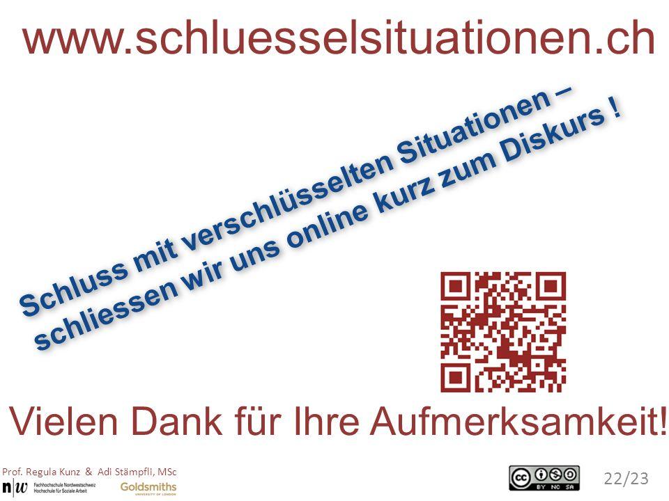 www.schluesselsituationen.ch Schluss mit verschlüsselten Situationen – schliessen wir uns online kurz zum Diskurs ! Schluss mit verschlüsselten Situat