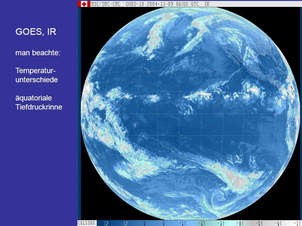 48 Wie kommen die Farben im Satellitenbild zustande.
