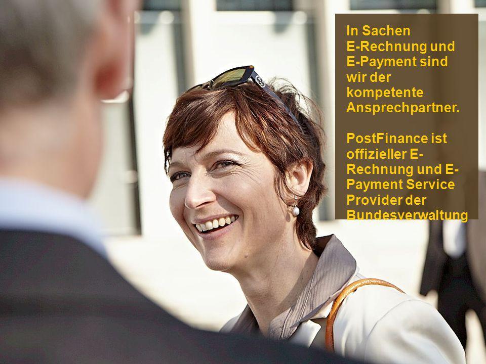 In Sachen E-Rechnung und E-Payment sind wir der kompetente Ansprechpartner.