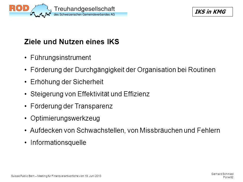Gerhard Schmied Folie 52 Suisse Public Bern – Meeting für Finanzverantwortliche vom 19.