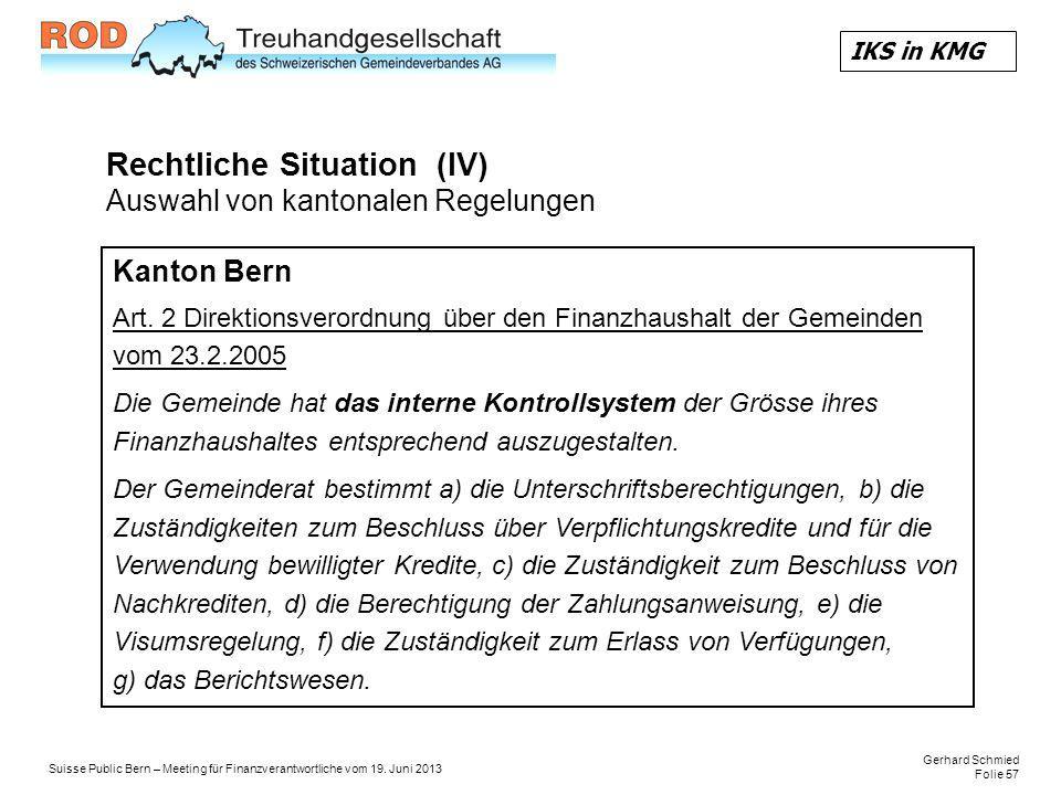 Gerhard Schmied Folie 57 Suisse Public Bern – Meeting für Finanzverantwortliche vom 19.