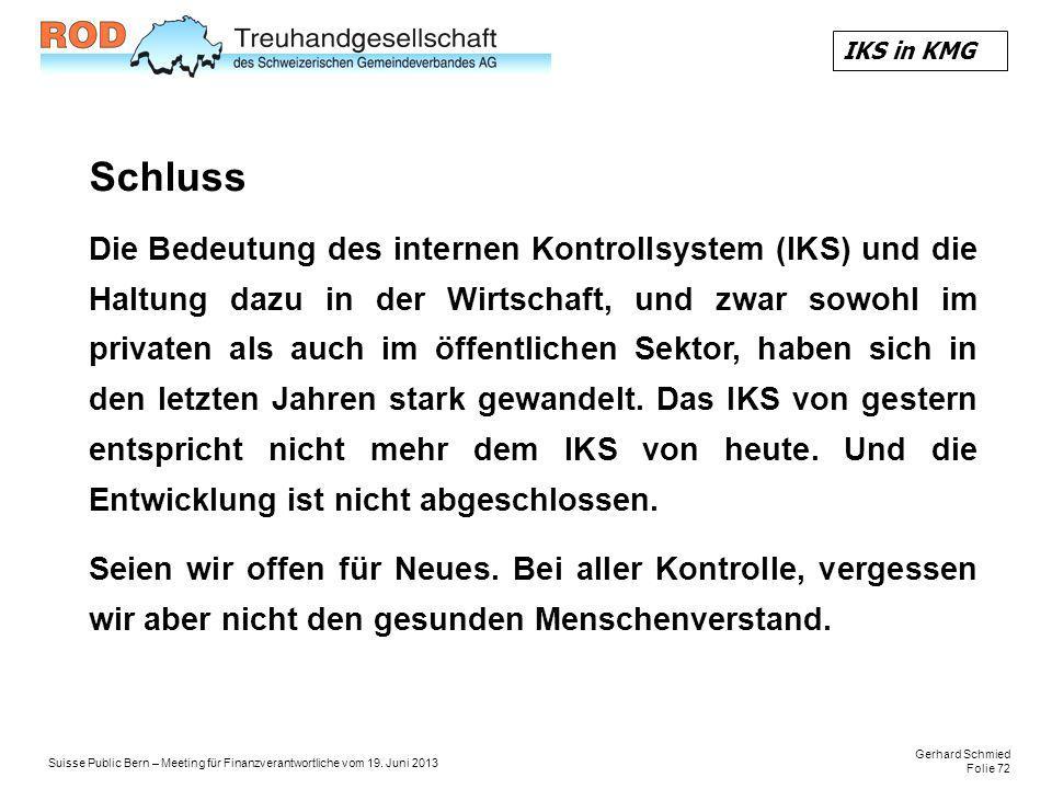 Gerhard Schmied Folie 72 Suisse Public Bern – Meeting für Finanzverantwortliche vom 19.