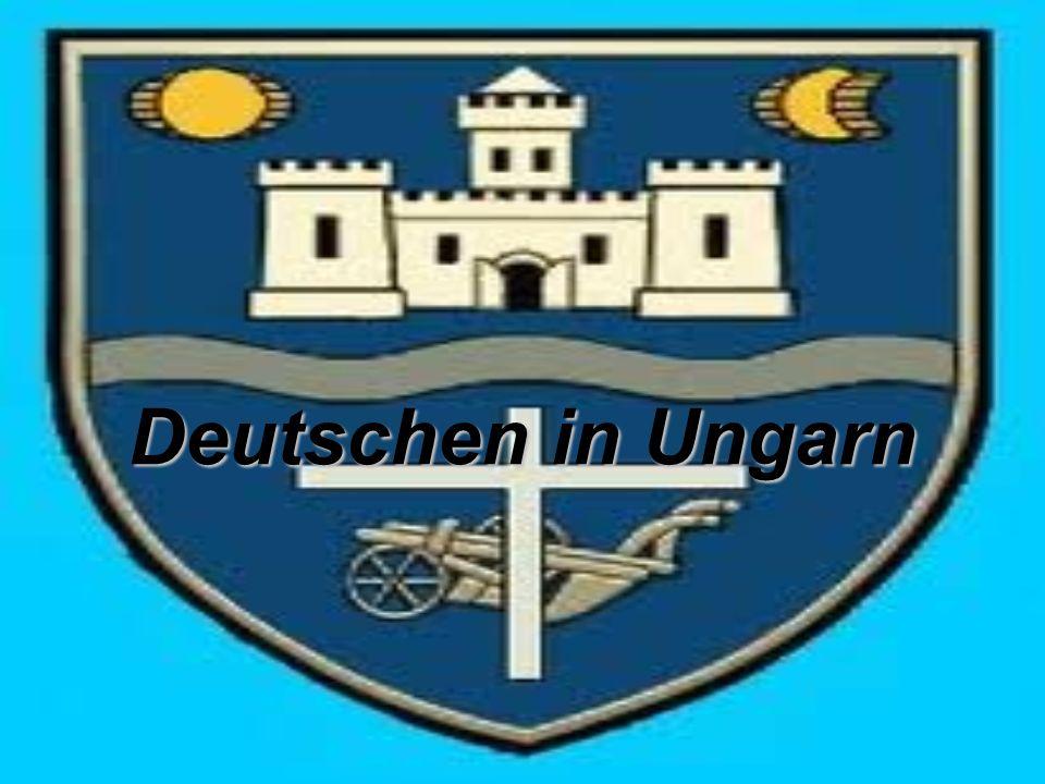 Deutschen in Ungarn