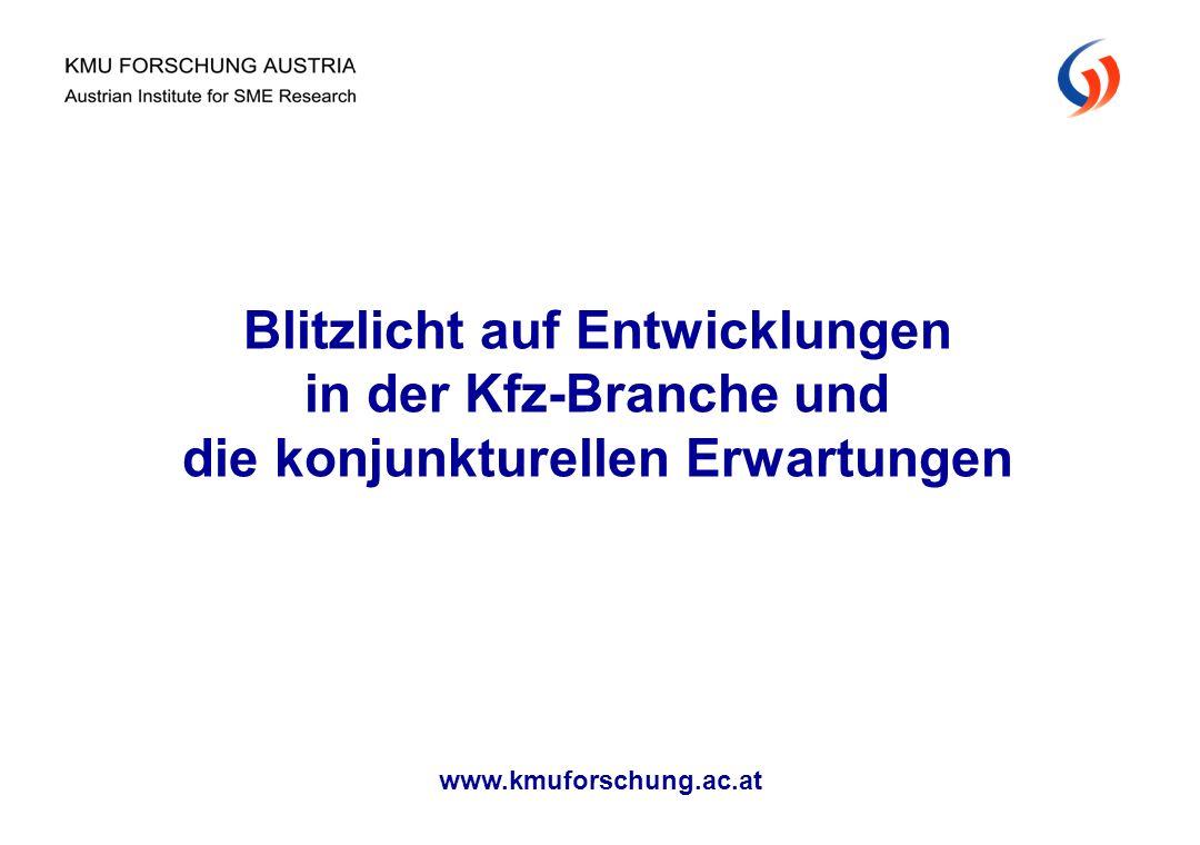 Positive Tendenz: Aufstockung der Eigenkapitalausstattung … Quelle: KMU FORSCHUNG AUSTRIA, Bilanzdatenbank 14/29