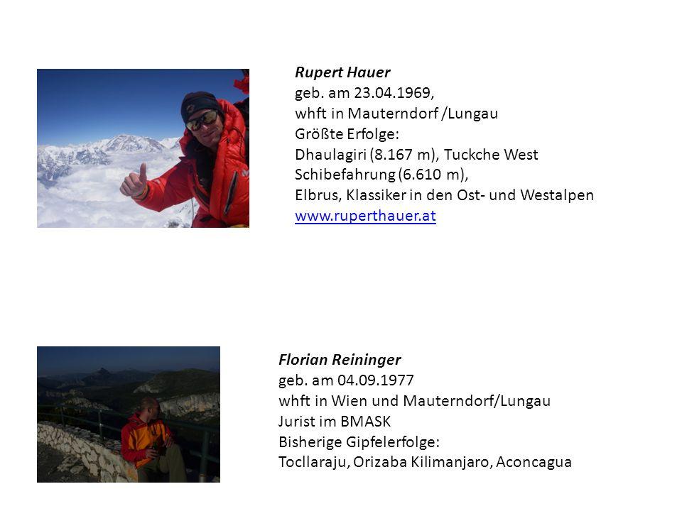 Florian Reininger geb.