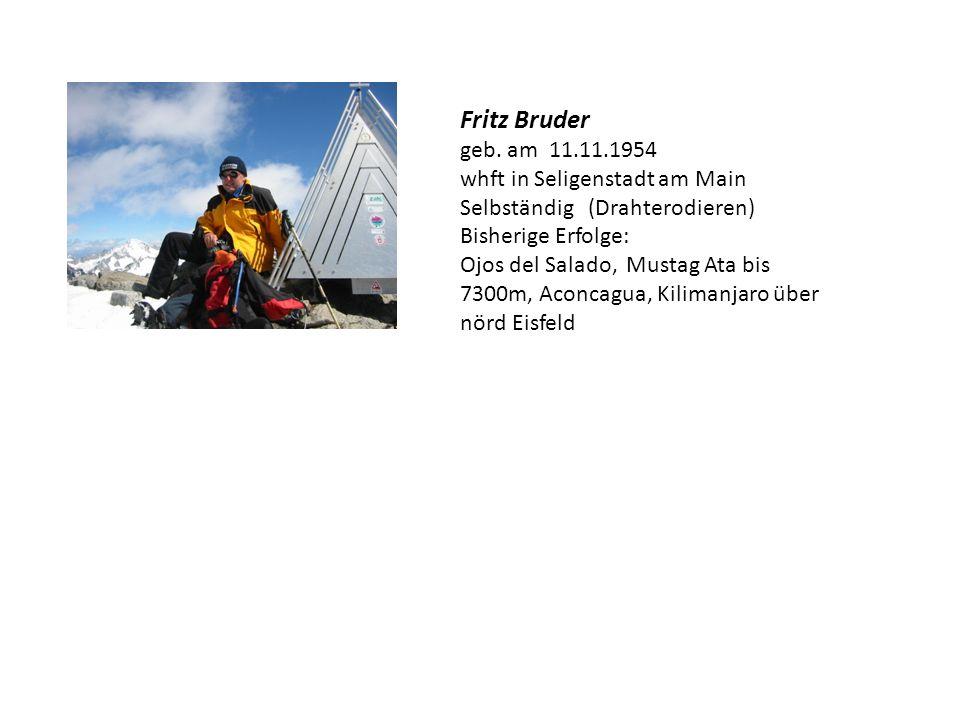 Fritz Bruder geb.