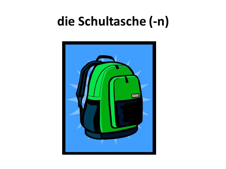 die Schultasche (-n)